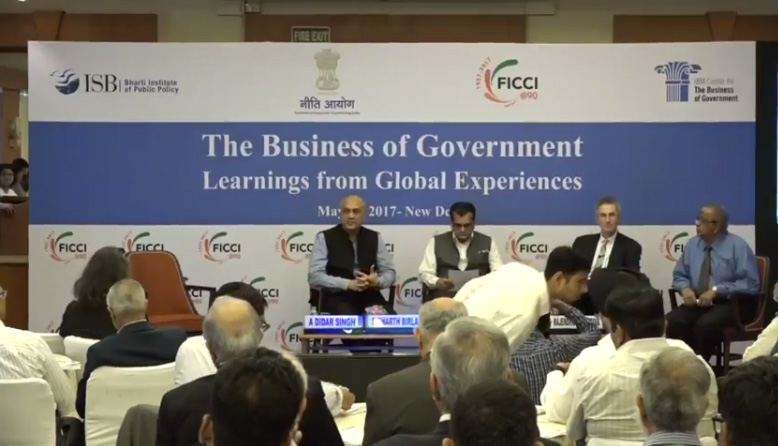 The Business of Government: Learning from Global Experiences