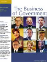 Business of Government Fall 2001