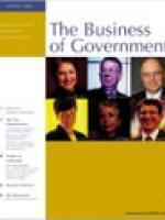 Business of Government Spring 2001