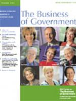 Business of Government Summer 2003