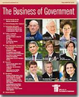 Business of Government Fall 2009