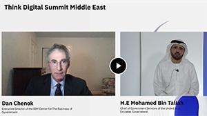 THINK Digital Summit - Middle East