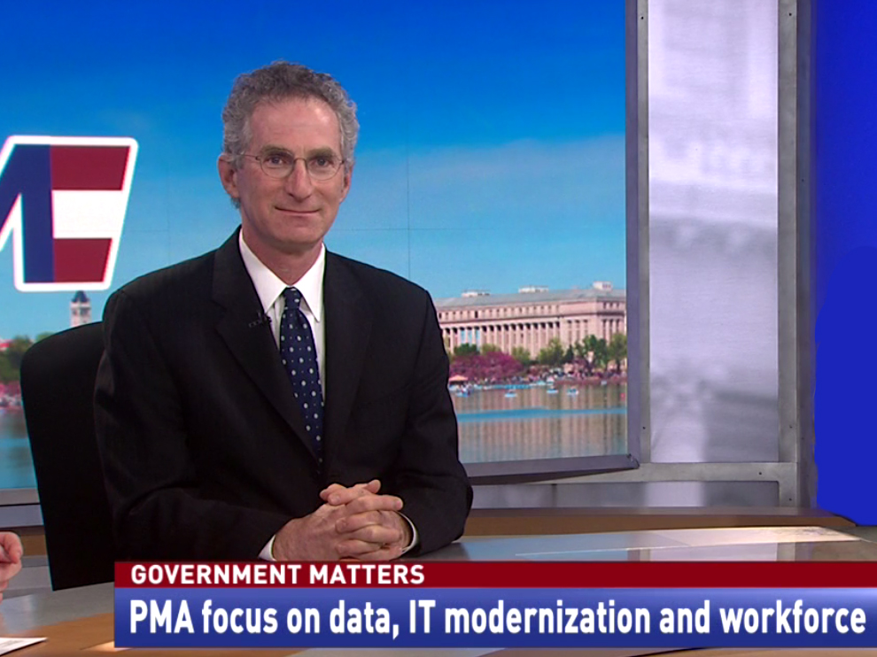 President's Management Agenda's focus on data, IT modernization and workforce