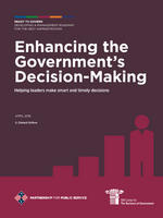 Enhancing the Government's Decision-Making