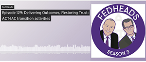 Delivering Outcomes, Restoring Trust