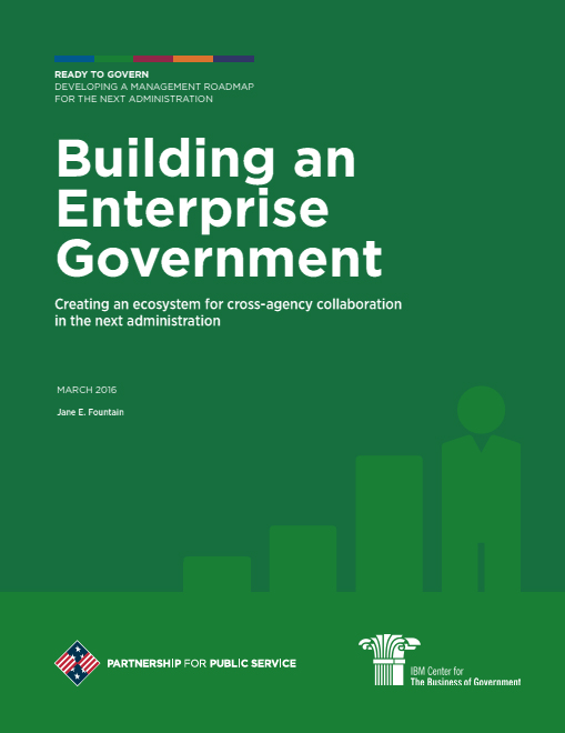 Building an Enterprise Government