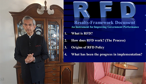 Case Study of India: Results Framework Document
