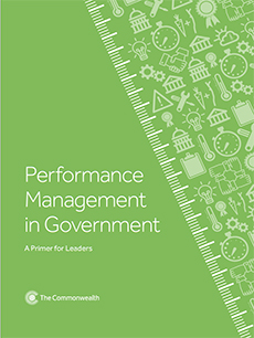 Performance Management in Government