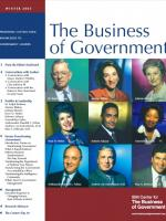 Business of Government Winter 2005