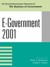 E-Government 2001