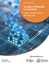 The Impact of Blockchain for Government: Insights on Identity, Payments, and Supply Chain