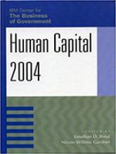 Human Capital 2004