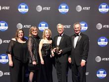 John Kamensky receives Teddy Roosevelt Award