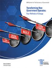 Transforming How Government Operates: Four Methods of Change